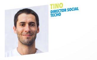 Agustin Algorta - Director Social - TECHO